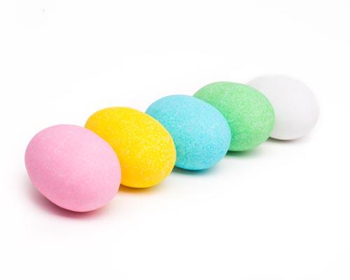 uova cialda confettata